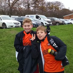2015-12-05 Winthorpe/Coddington Tigers v ORFC U11