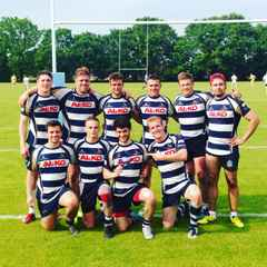 Silverware for Southam!! – Plate finalists at The Midlands Sevens.