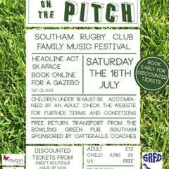 Party on the Pitch 2016