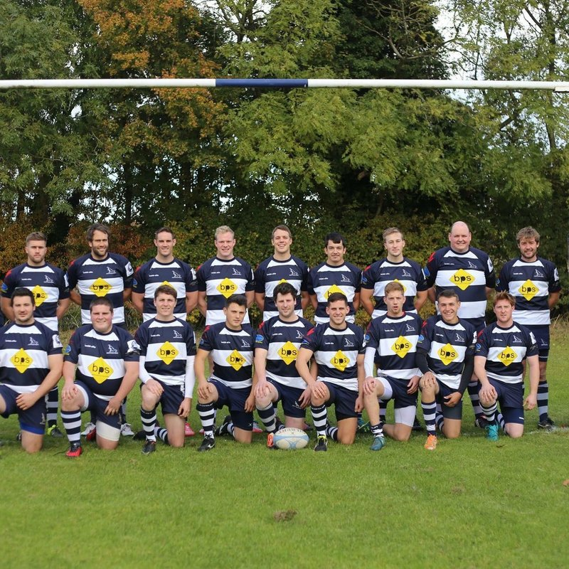 Nuneaton Old Edwardians 34 - 7 Southam