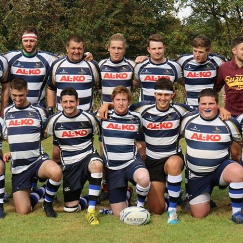 Rugby St. Andrews 2's 5 - 24 Southam 2's