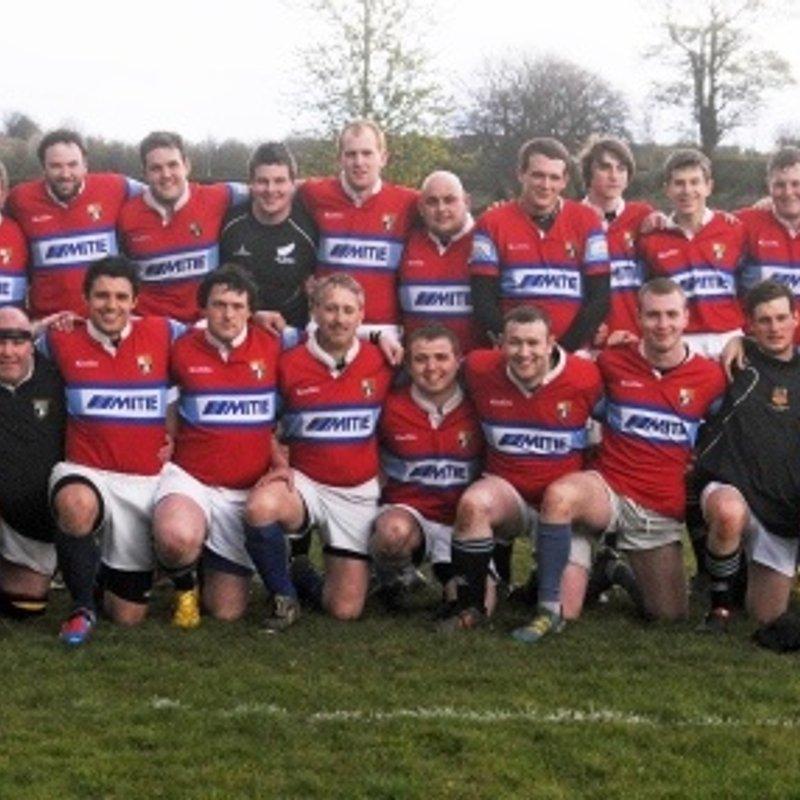 Morpeth IV vs. Gateshead RFC