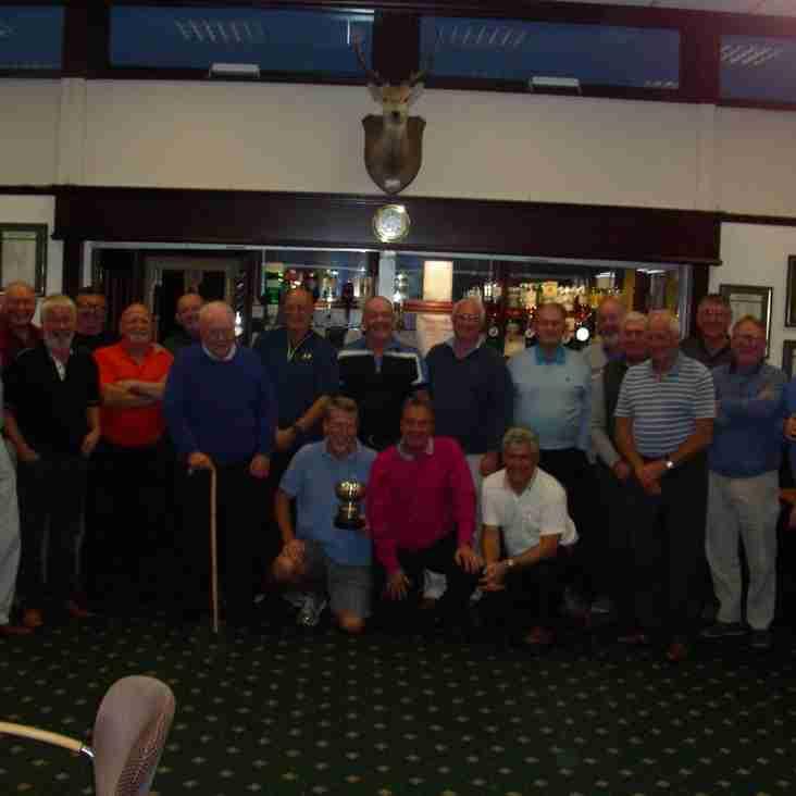Gateshead RFC Annual Golf Day