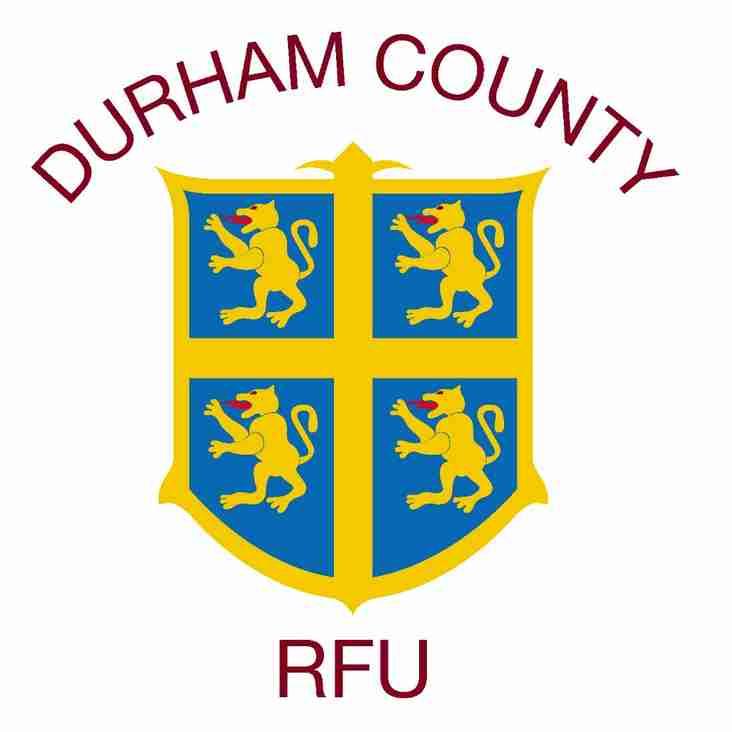 Durham County U15 & U16 Training Squads announced
