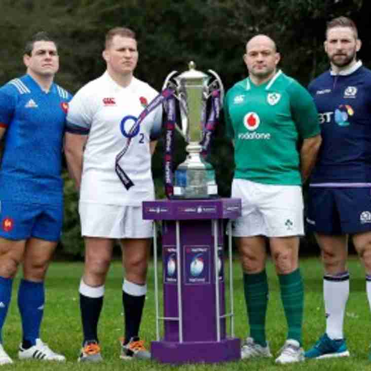 6 Nations on TV at the Clubhouse + game of Rugby