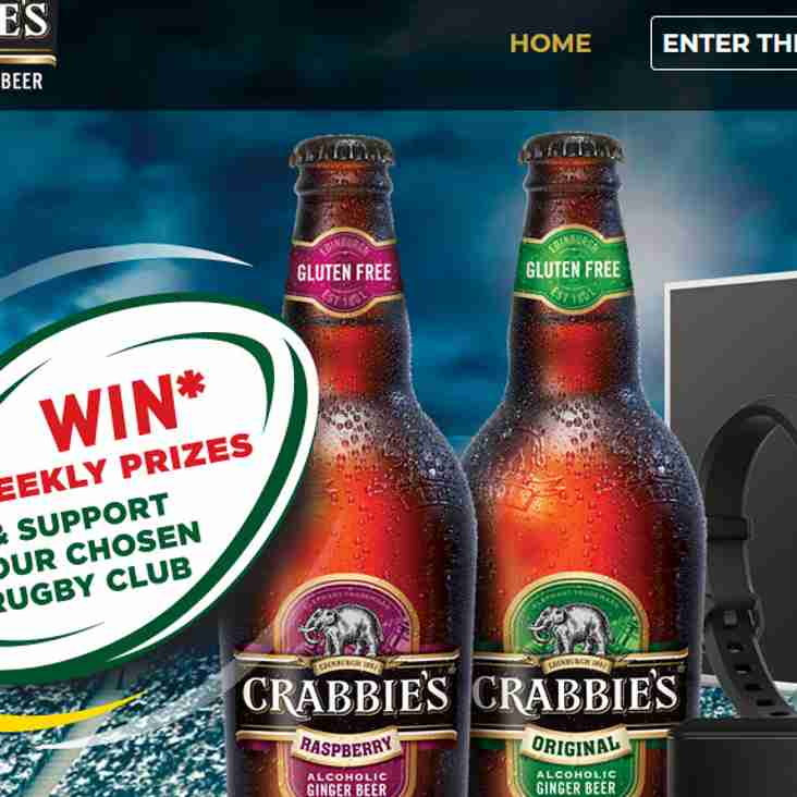 Crabbies Rewards programme