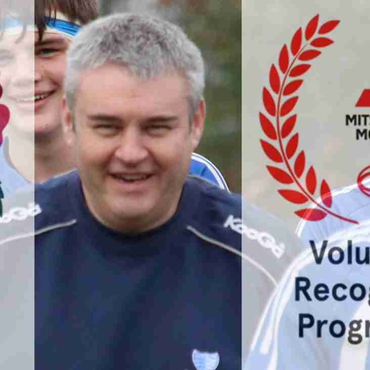 Mitsubishi Motors Volunteer Recognition Programme