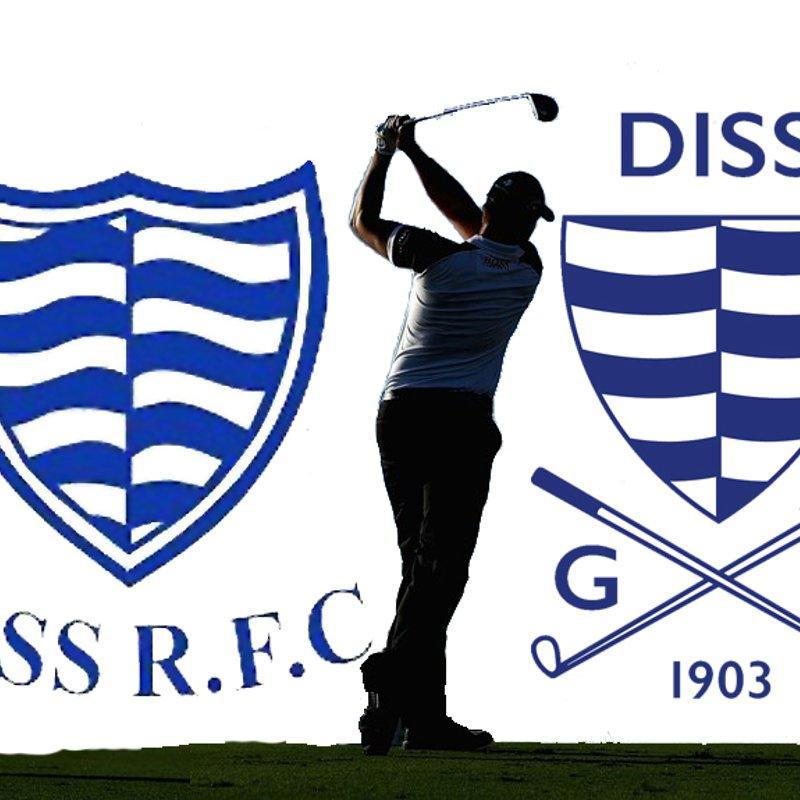 Diss RFC Annual Golf day