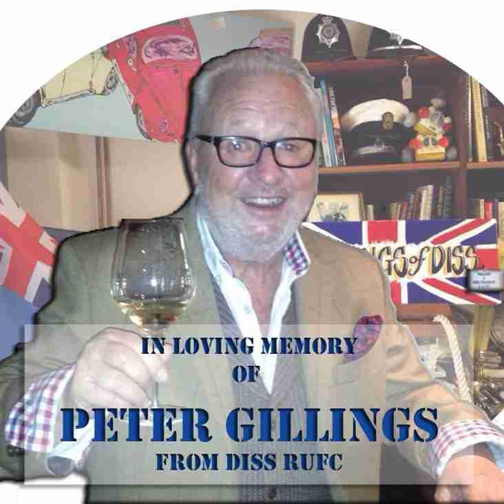 Peter Gillings