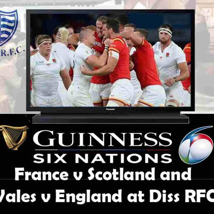 6 Nations  at Diss RFC