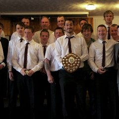 Sunday Shield Winners 2012/13