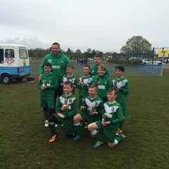 U11 Colts complete a great weekend by winning the P&TG Colts Tournament