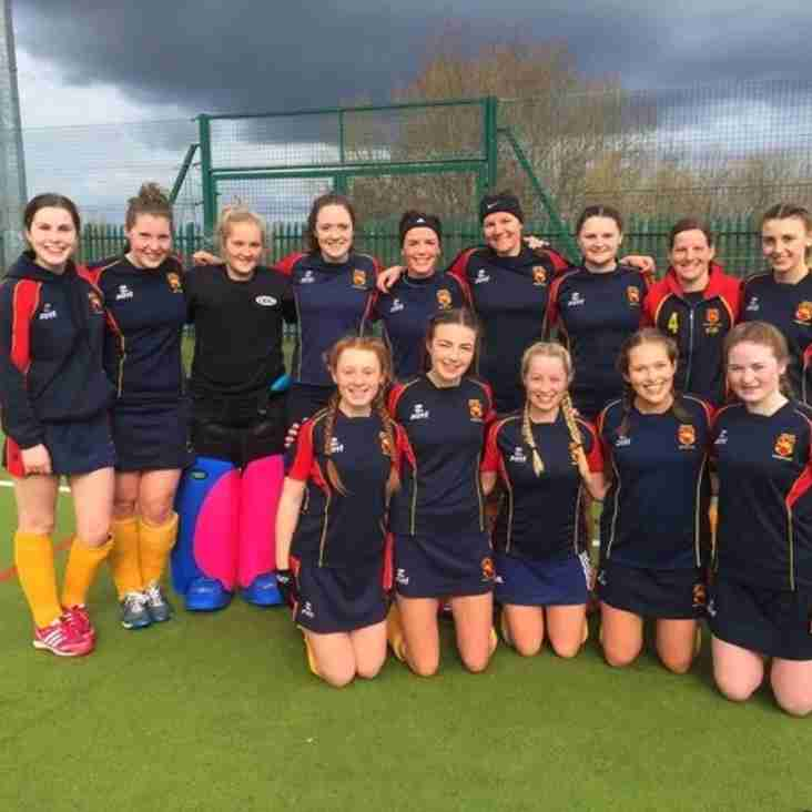 Ladies Reach National Final