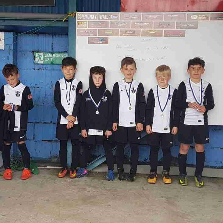 Tournament at Eccleshill United