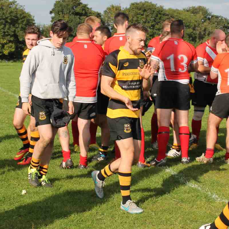 Orpington 50 v 18 Dartford Valley 26 - Sept - 2015