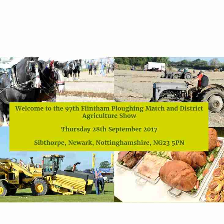 Help at the Flintham Show required