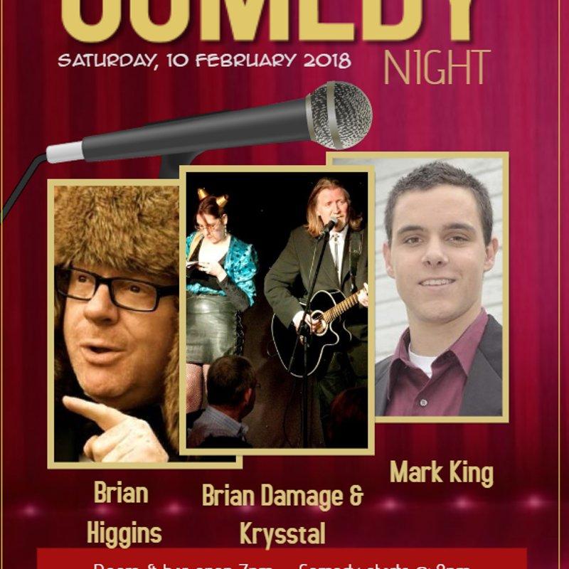 Comedy Night @ Bingham RFC