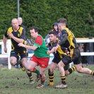 Keyworth grind out narrow win 14 - 3