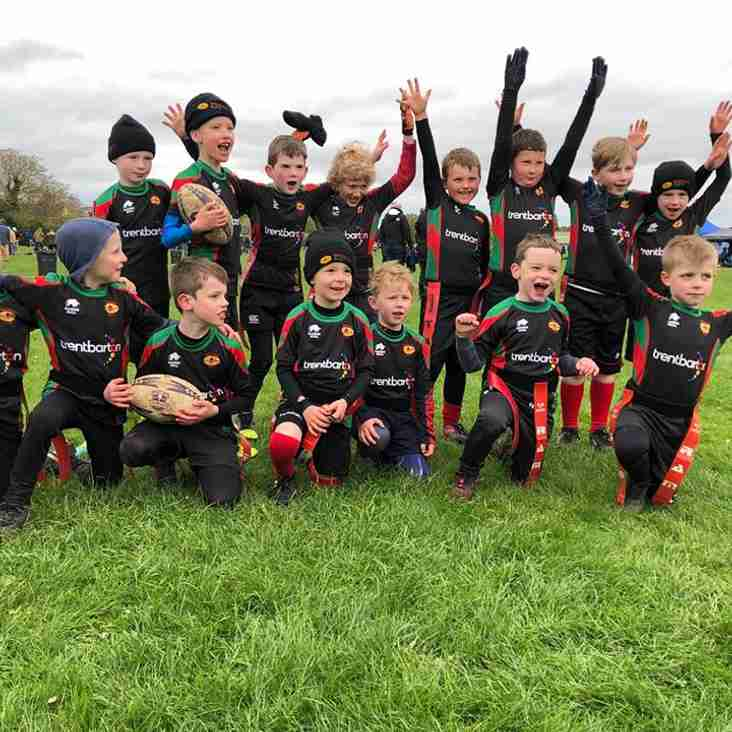 First fixtures confirmed for U7 & U8 for this season