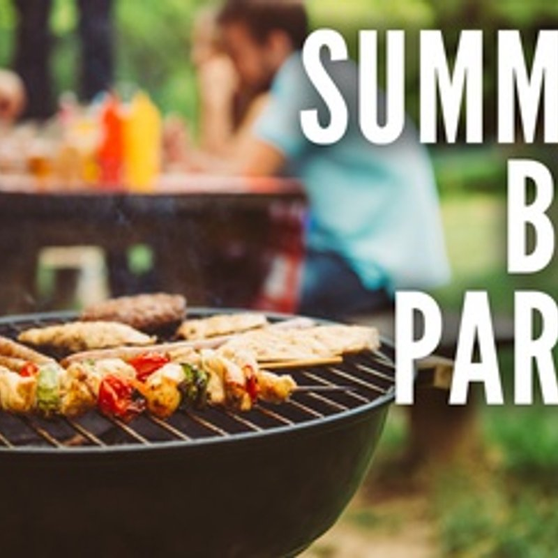 BBQ & Patio Party
