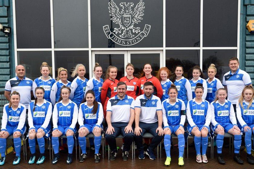 Dundee United 1 - 1 St Johnstone WFC
