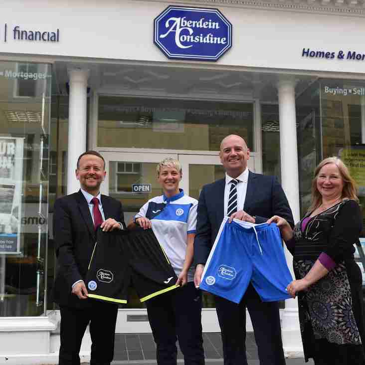 St Johnstone WFC announce Short Sponsorship