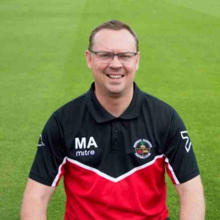 Allan Joins Coaching Team
