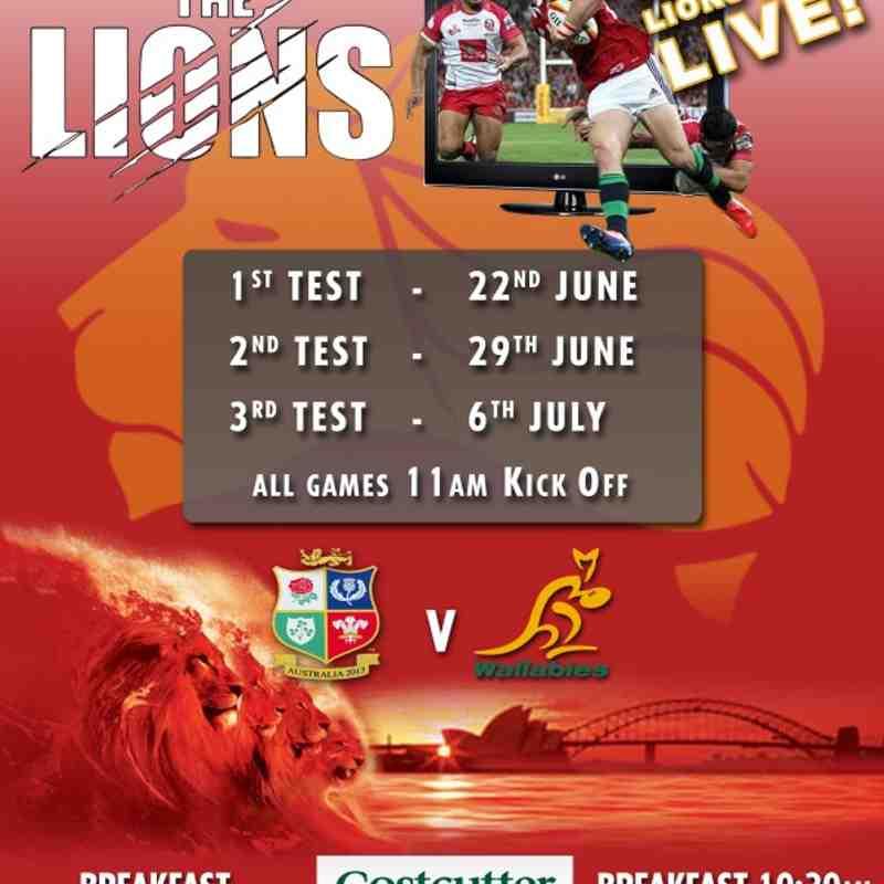 Lions Test