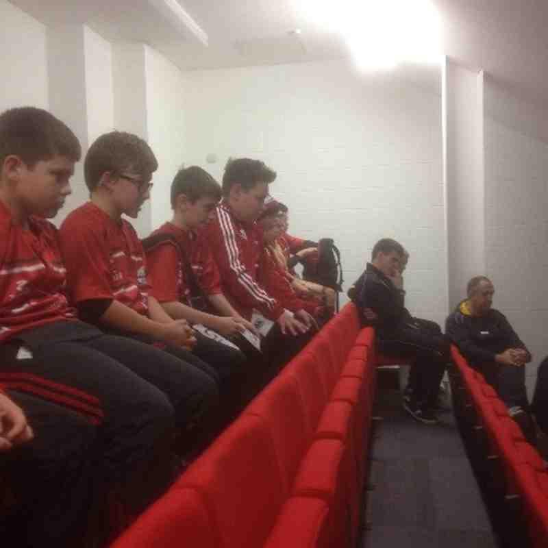 Ravenhill Halftime Minis - Larne v Bangor