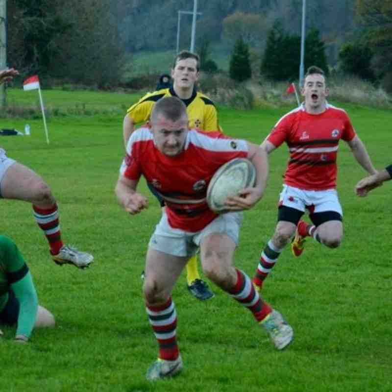 1sts v PSNI - Bill Guiller Images