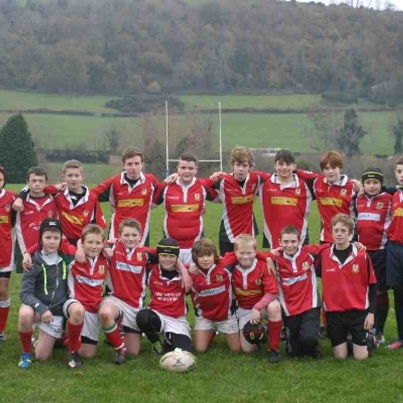 Under 13s v Coleraine - Janice Wilson Photos