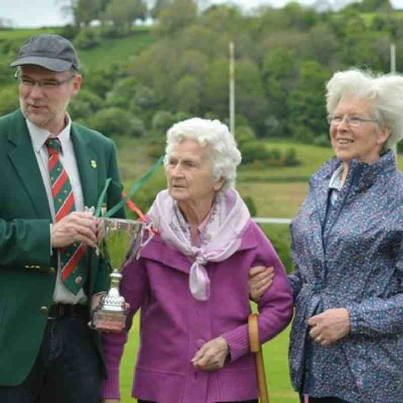 Gerry McCullagh Memorial Game 2014
