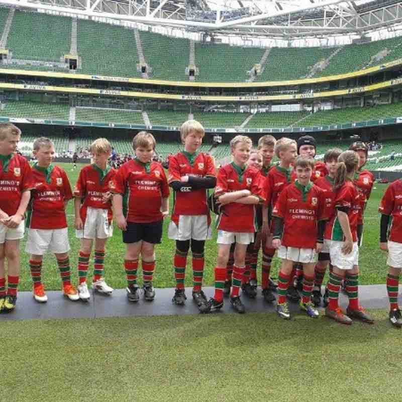 P6 Aviva Stadium Competition