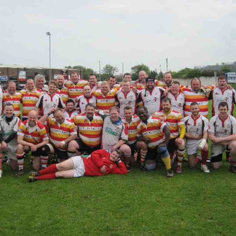 Larne RFC v Richmondshire RFC