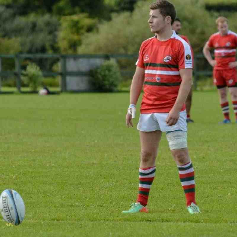 Larne v Wigtownshire 2014 - Bill Guiller Images