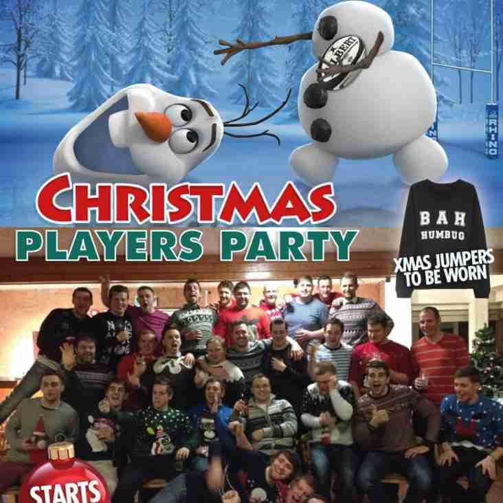 Players Christmas Party