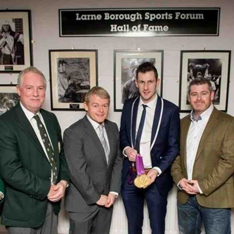 Larne Borough Sports Awards 2015