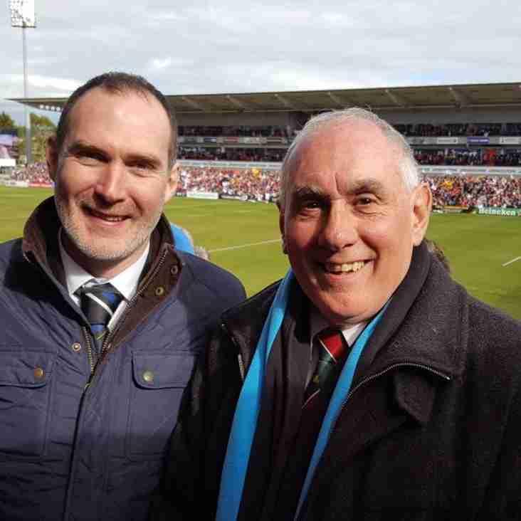 Larne RFC Member Wins Unsung Hero Award 2015/16