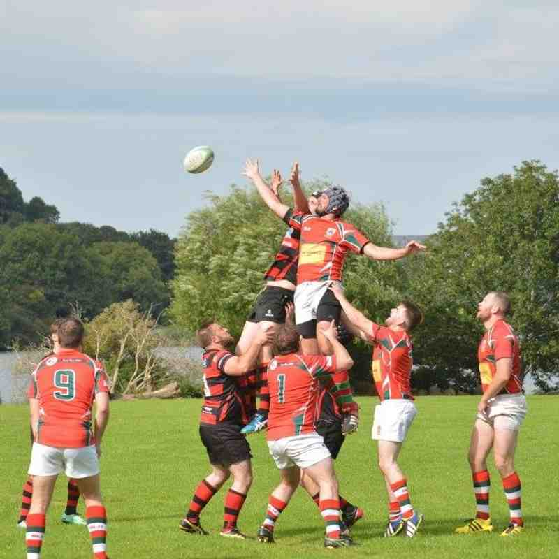 Larne 1sts v Armagh 2nds - Sept 2016, Bill Guiller Images