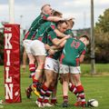 Larne v Carrick - Junior Cup - 29-09-18 - The Front Row Union images