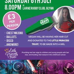 Macmillan Cancer Fundraising Night