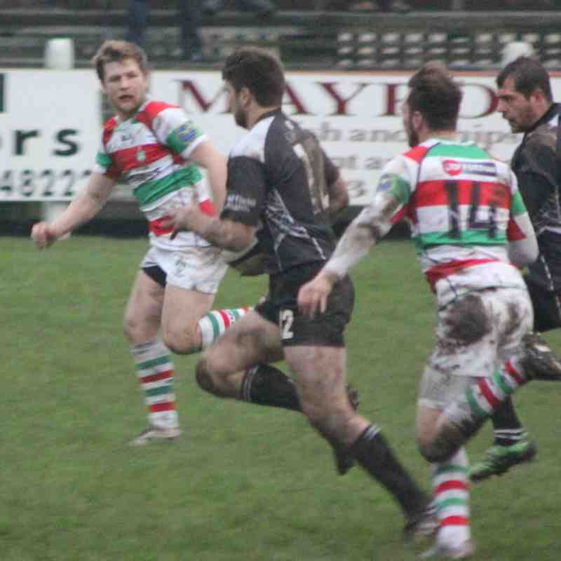 Otley 41 Stockport 12