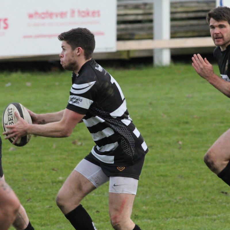 Hinckley overpower injury-struck Otley