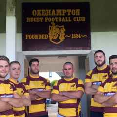 Okes strengthen squad for forthcoming level 6 campaign