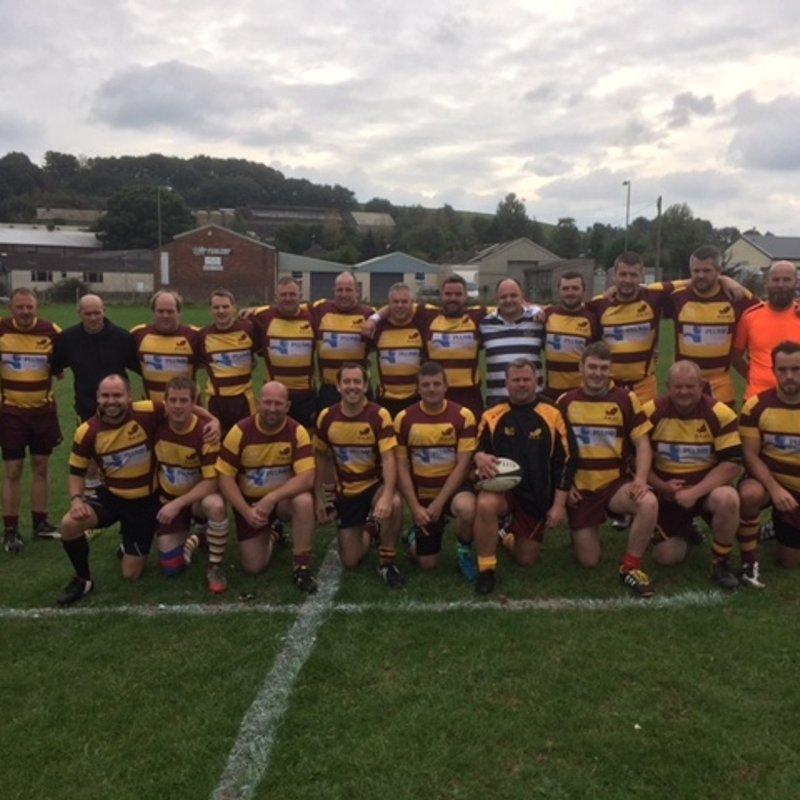 3rd XV beat Cullompton RFC 74 - 17
