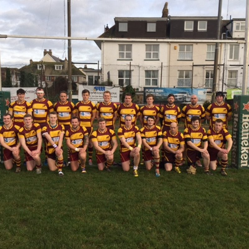 2nd XV lose to Teignmouth RFC 0 - 3