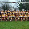 Colts lose to Crediton RFC 17 - 43
