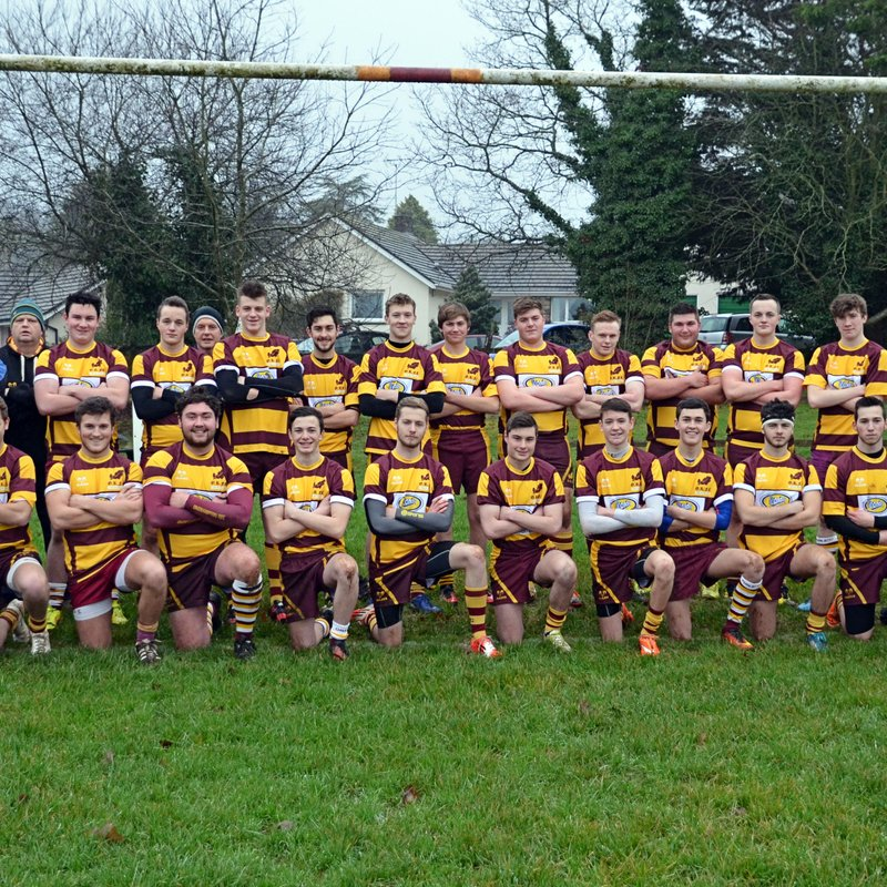 Colts beat Bideford RFC 0 - 48