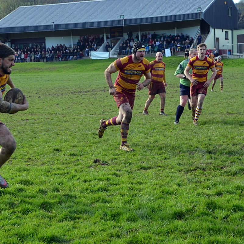 1sts - Take Devon Derby spoils but with room for improvement