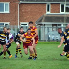 1sts V Coney Hill